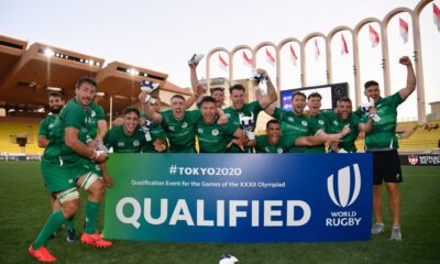 Limericks Greg O Shea and Irish Rugby 7 squad have secured a final place in the Men's Sevens competition at the Tokyo Olympics