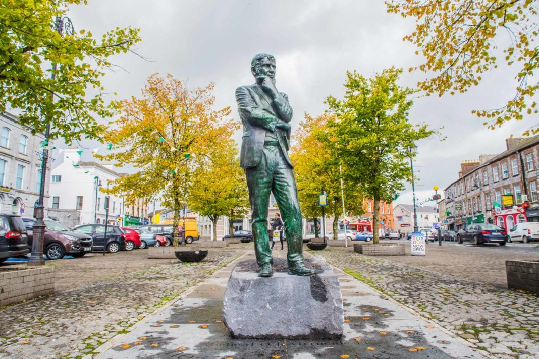 Hartnett Poetry Award 2021 - Limerick City and County Council's Culture and Arts Office has issued a call out for submissions for this year's Michael Hartnett Poetry Award, which is presented each year as part of the Éigse Michael Hartnett Literary and Arts Festival in Newcastle West, Co Limerick.