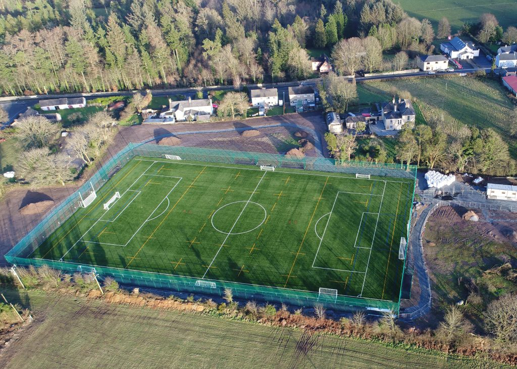 Murroe Wood Park CLG need your help to raise the remaining funds needed to get their new, inclusive playground