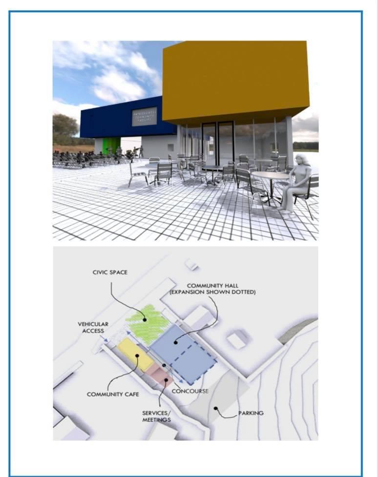 Patrickswell Community Centre building plans