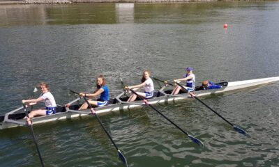 SRC Summer Camps are back and are running three Rowing Camps for Boys and Girls age 11 to 16, from June 28-July 1, July 5-8 and July 12-15.