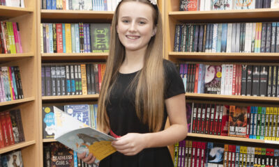 Sarah Corbett Lynch donating - Sarah will donate her next 10,000 copies of book to children experiencing loss. Picture: ilovelimerick