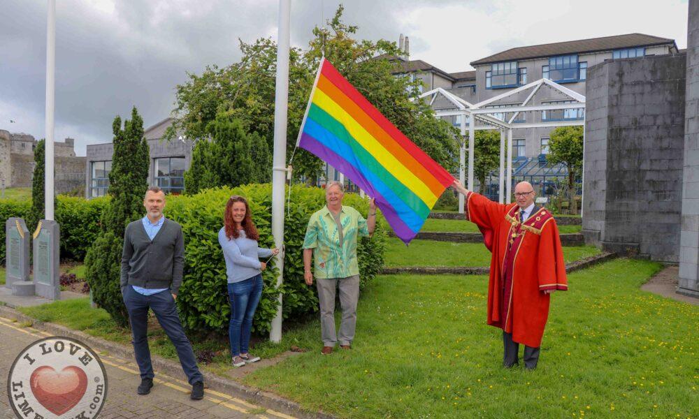 Limerick Pride Flag