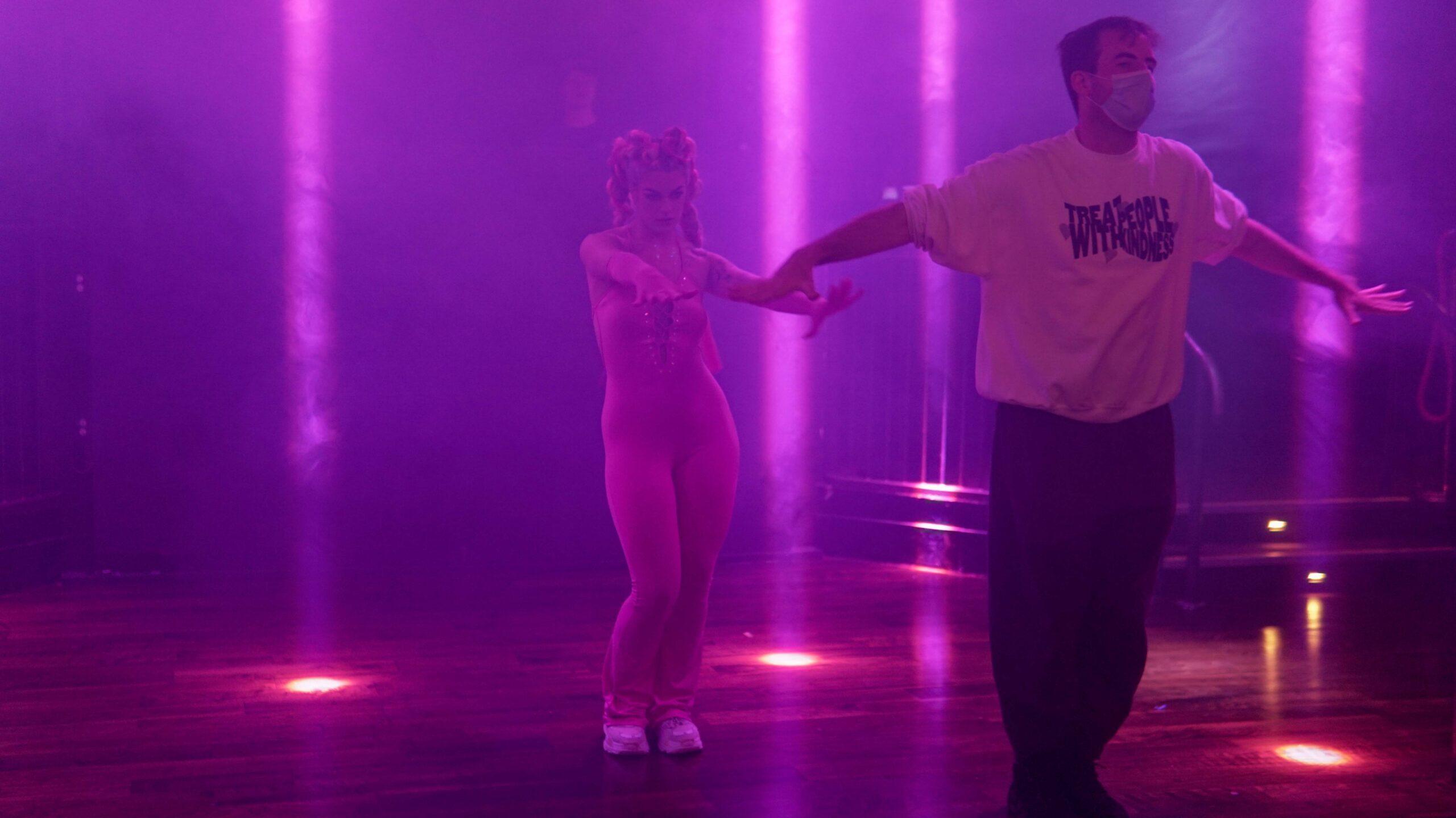 Sarah McTernan music video