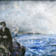 A Wild Atlantic Way exhibition- An Atlantic Drive, 1944 Jack B. Yeats, (1871-1957), oil on canvas, The Hunt Museum © Estate of Jack B. Yeats, Licensed by: DACS London/IVARO Dublin, 2021