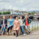 ENGINE Short Film Scheme Winners Derek Ugochukwu, Greg Burrows, Miriam Garcia Mortell, Rachel McGill, Mark Keane and Ronan Cassidy pictured above. Picture: Brian Arthur.