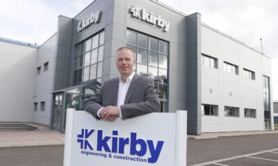 Kirby Group Engineering - Ruairi Ryan pictured at the company's headquarters at Raheen Business Park. Picture: Press 22