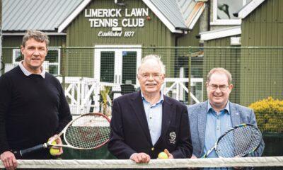 Sarsfield Credit Union announces Limerick Lawn Tennis Club sponsorship