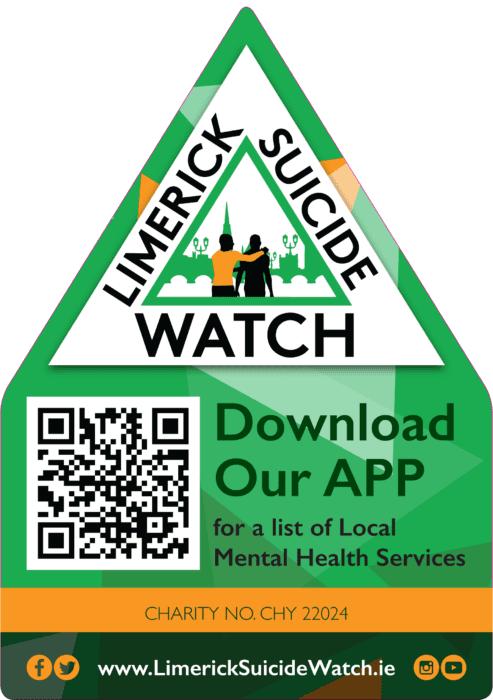 Limerick Suicide Watch news update