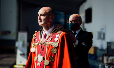 Shannon Group appointment - Mayor Daniel Butler has called on the government to appoint a new chairperson of the Shannon Group immediately. Picture: Brian Arthur