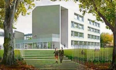 New Gaelcholaiste Luimnigh campus will consist of a new 26 classroom, 650 pupil school.
