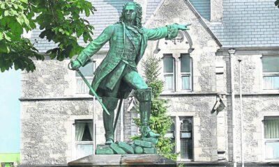 Patrick Sarsfield Monument Renovations