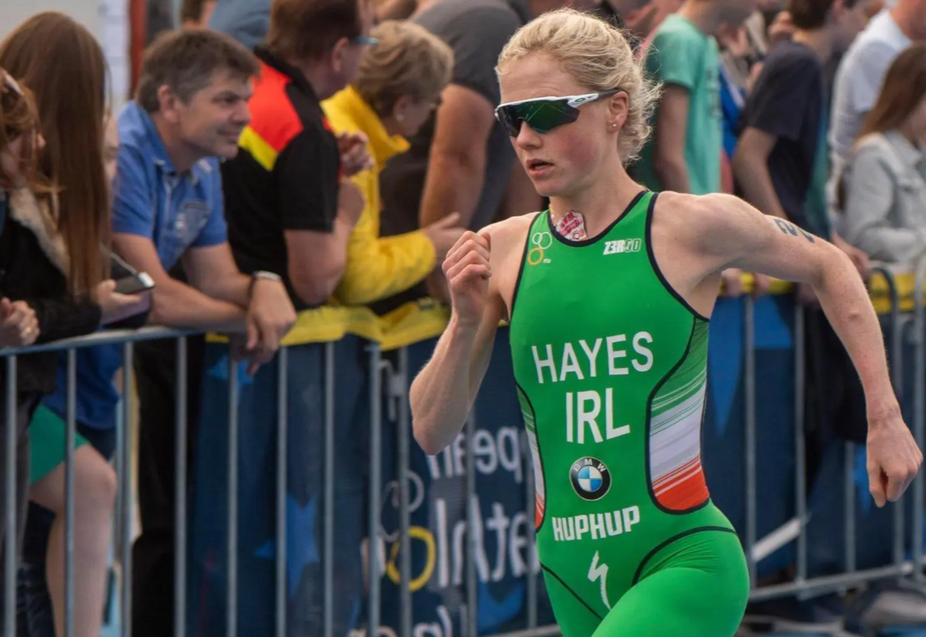 Triathlete Carolyn Hayes has recently been selected to represent Ireland at the upcoming Olympic Games in Tokyo.