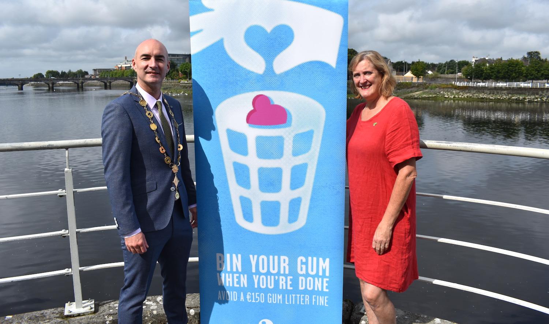 2021 Gum Litter Taskforce