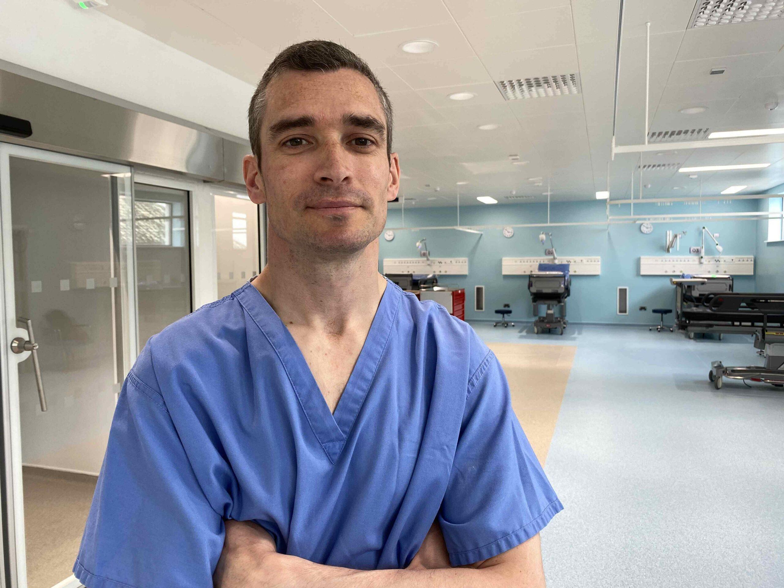 Croom Orthopaedic Hospital opens