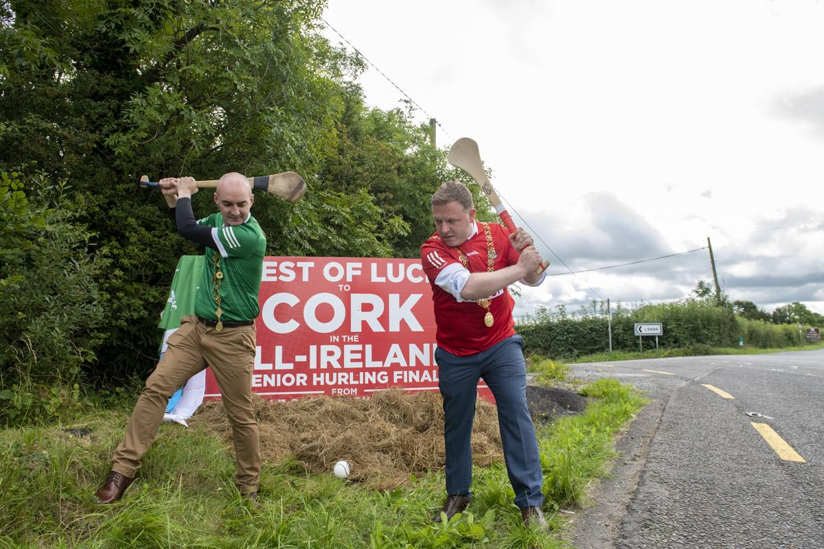 Limerick Cork Mayor Hurling