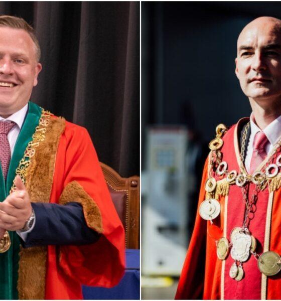 Limerick Cork Mayors