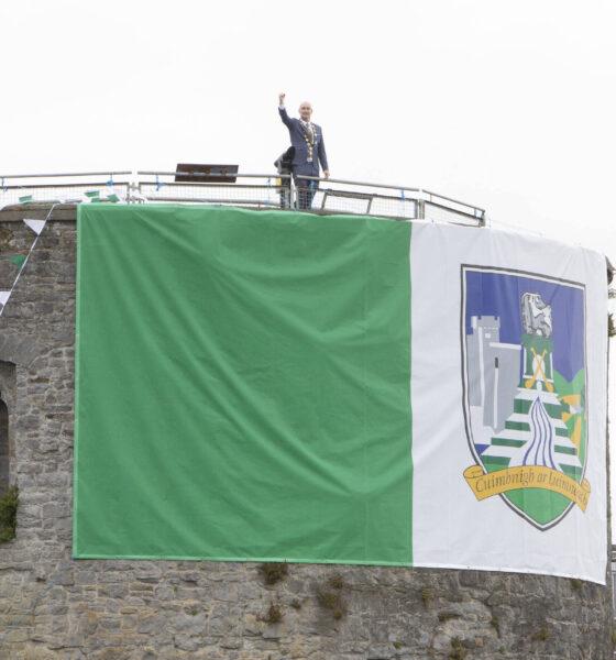 Mayor Limerick Flag