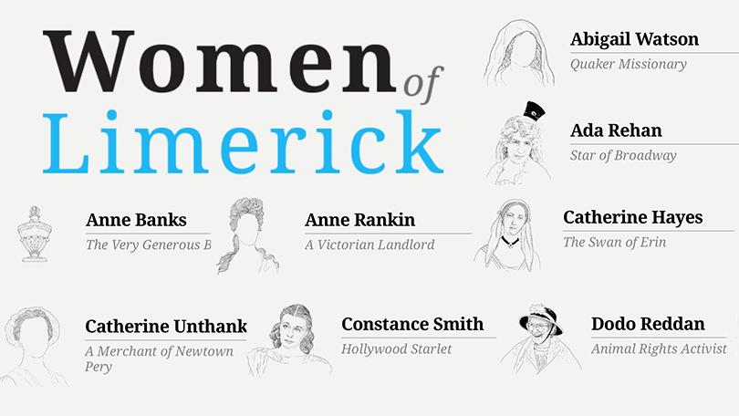 Women of Limerick app
