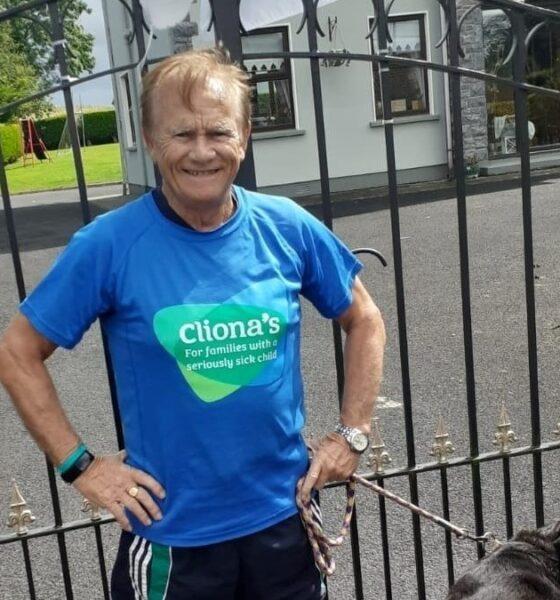clionas foundation 2 million steps