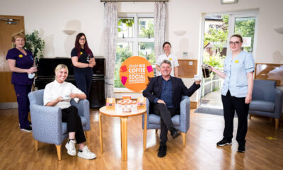 milford hospice coffee morning 2021