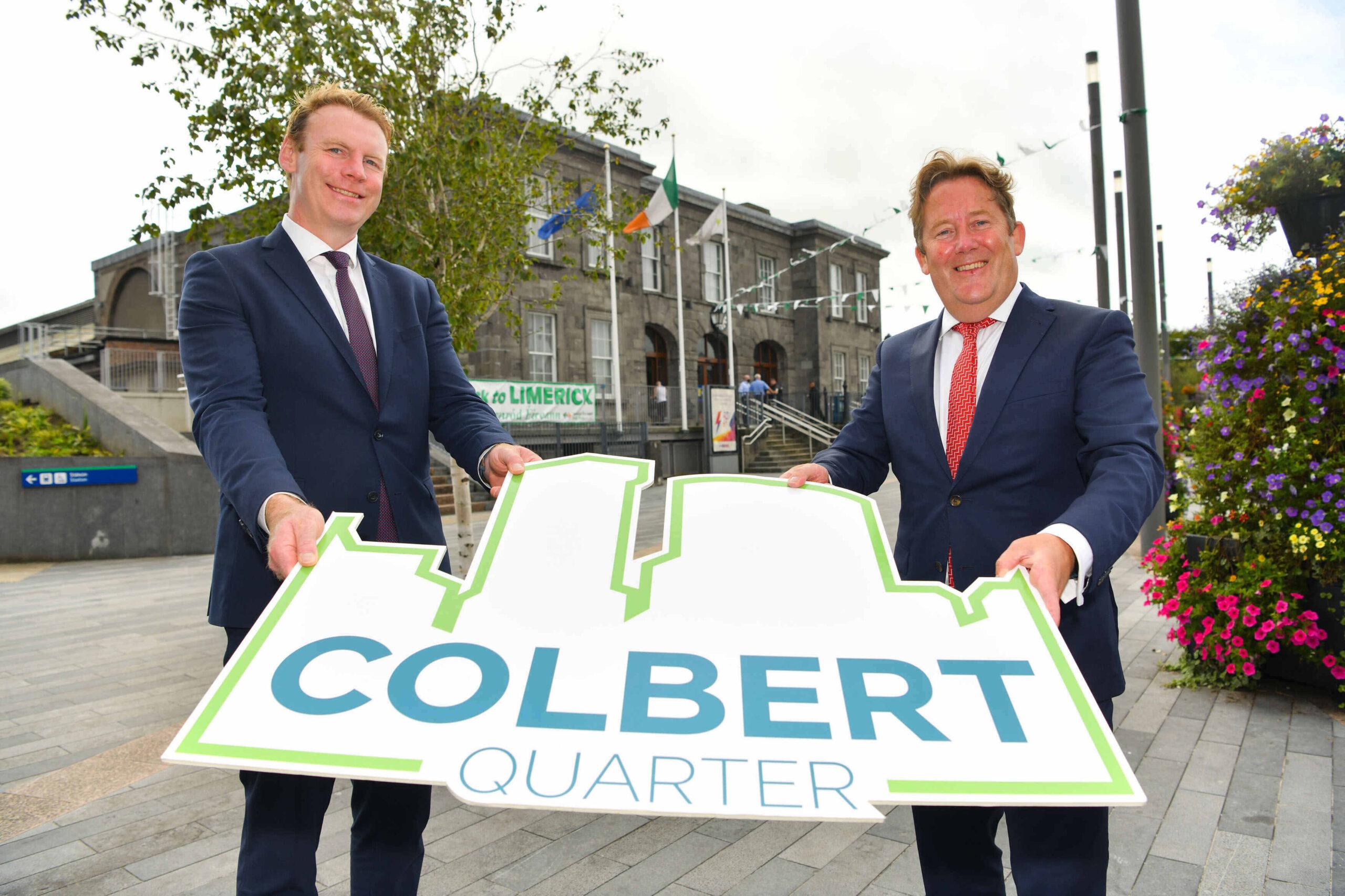 Colbert Station Quarter Plans