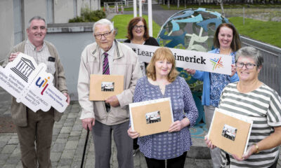 Learning Limerick Ambassadors Acknowledged
