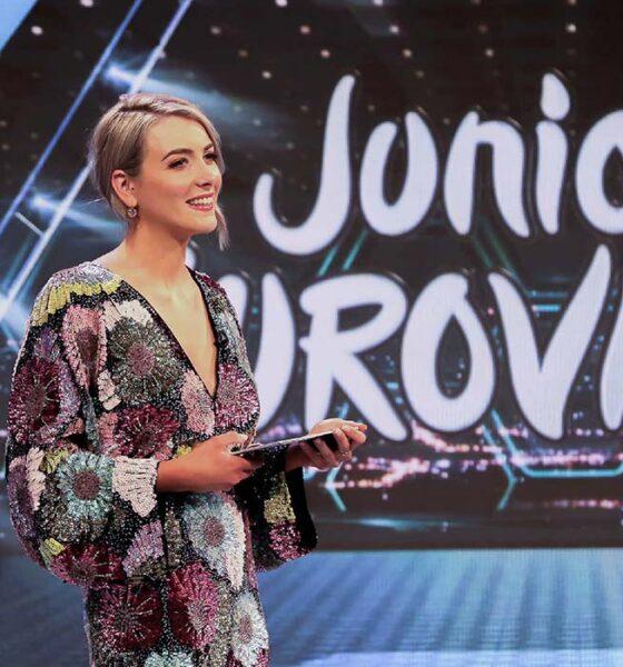 presenter Louise Cantillon