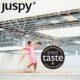 juspy great taste award