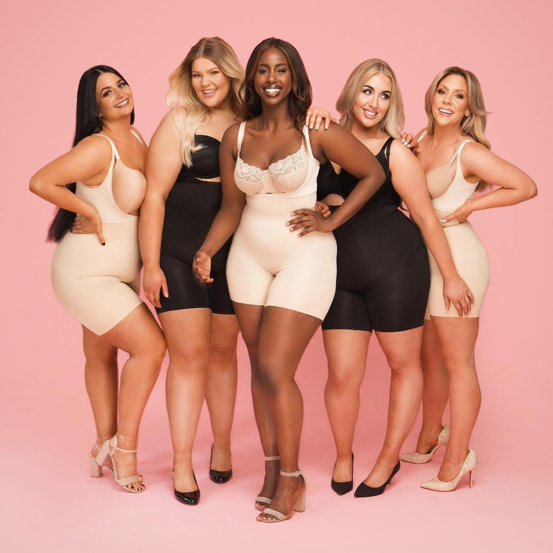 vacious by sinead Sinead has shared pictures of her Vacious Shapewear on the official Vacious by Sinead Instagram.