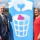 IBAL Report for Limerick city - Cllr Daniel Butler, Mayor of the City and County of Limerick pictured with Helen O'Donnell of Limerick Tidy Towns