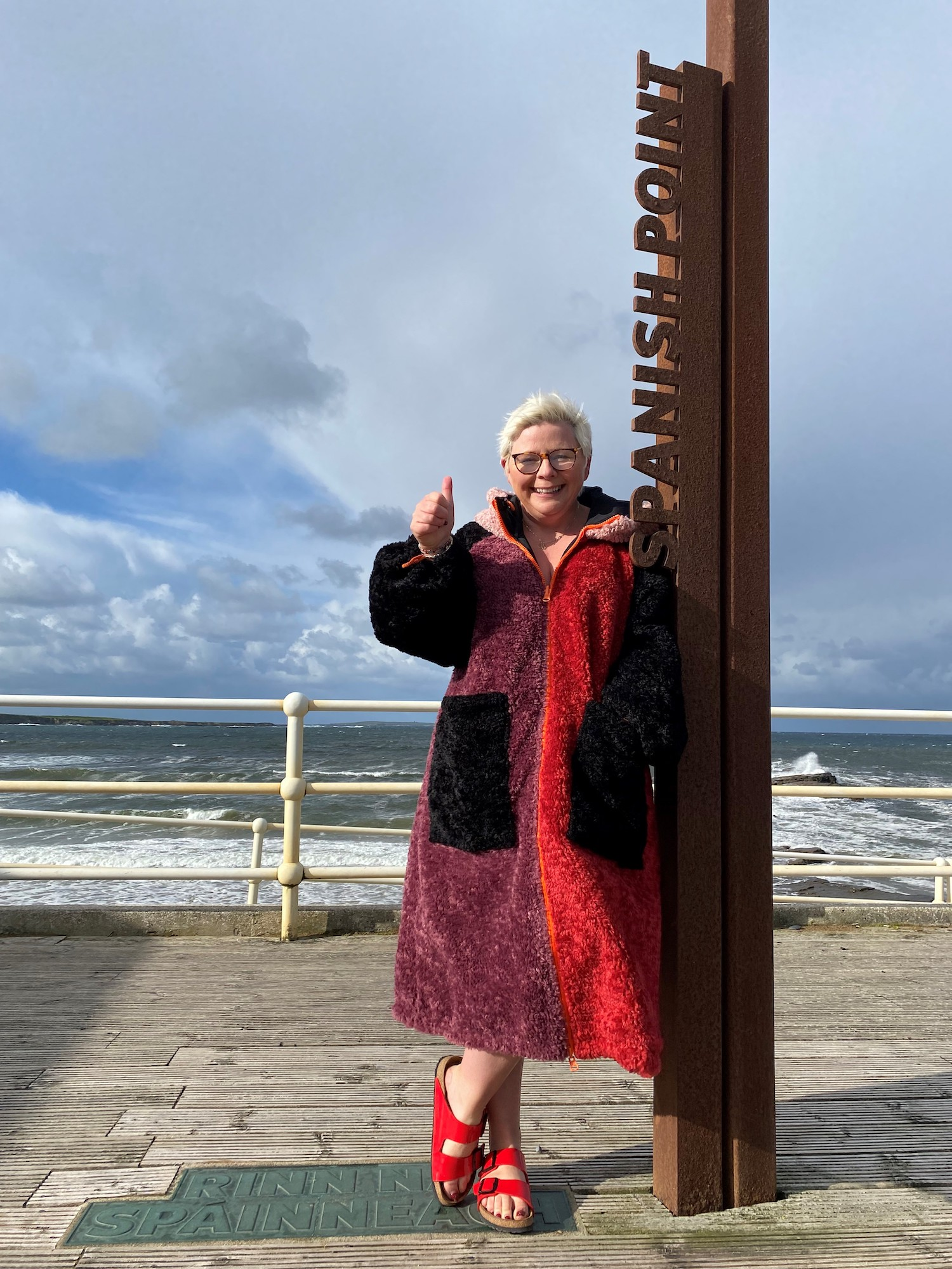 June Curtin Building off her successful fundraising campaign last year, June has upped the ante this year by committing to swimming a total of 63 swims, starting on December 1 to the December 21.