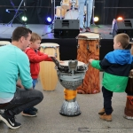 The Family Funday at the Milk Market on Sunday, May 26, to celebrate Africa Day 2019. Picture: Zoe Conway/ilovelimerick