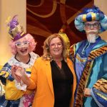 Pictured at the launch of this years Panto Aladdin at the Savoy Hotel on Tuesday, November 5, 2019. Pictures: Anthony Sheehan/ilovelimerick