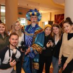 Pictured at the launch of this years Panto 'Aladdin' at the Savoy Hotel on Tuesday, November 5, 2019. Pictures: Kate Devaney/ilovelimerick