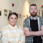 Ballot Exhibition, Limerick Printmakers, May 2018. Picture: Zoe Conway/ilovelimerick 2018. All Rights Reserved