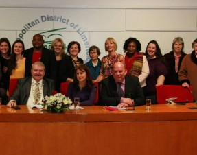 Limerick officially declared as an Intercultural City