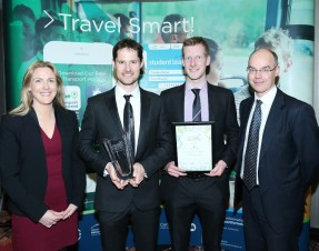 UL announced as Smarter Travel Campus of the Year