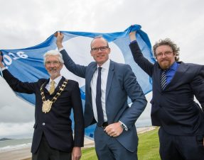 Coastal Awards Recognise Ireland's Best Beaches and Marinas