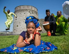 PHOTOS – Limerick celebrates Africa Day 2016