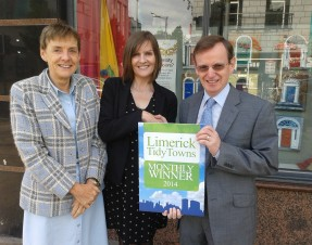 August Tidy Towns Award