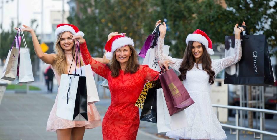 PHOTOS City of Fashion 2015 tag for Christmas