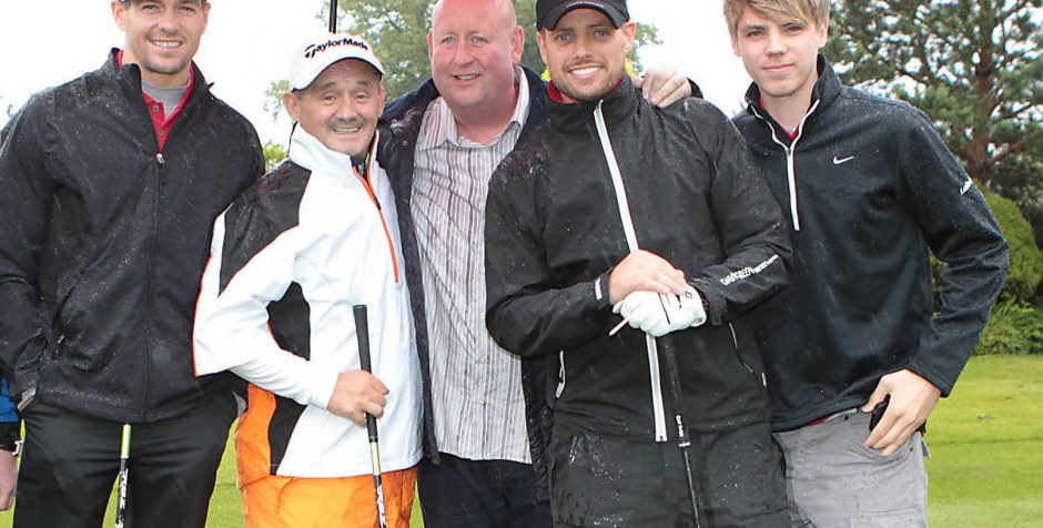 Keith Duffy Foundation Annual Golf Classic for Limerick charity Cliona's Foundation