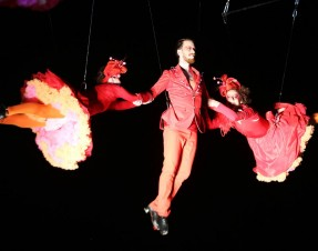 Dreams Under My Feet by Dance Limerick & Fidget Feet Aerial Dance