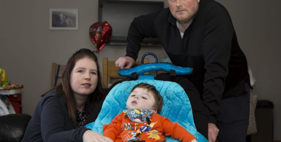 UPDATE Charleville family continue their Fight For Fionn