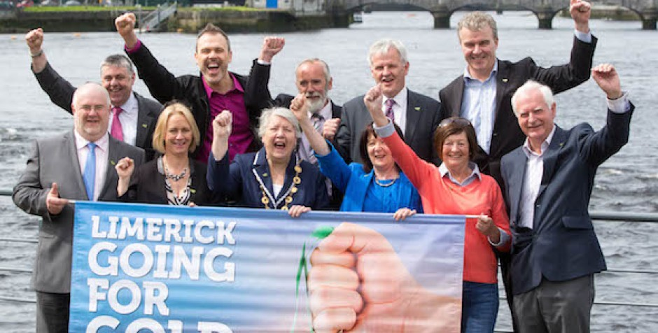 Limerick Going for Gold 2014