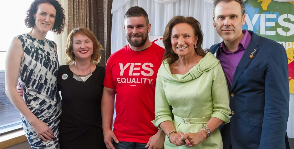 PHOTOS & VIDEO – Yes Equality Limerick Launch
