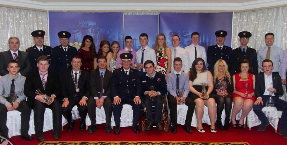 PHOTOS – Limerick Garda Youth Awards 2014