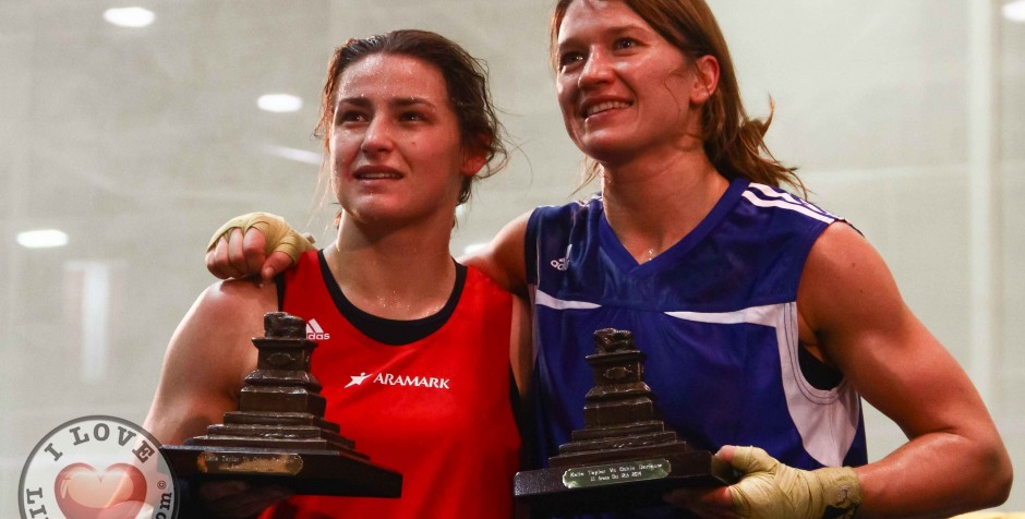 PHOTOS – Katie Taylor comes to Limerick