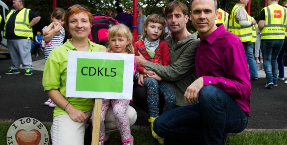 PHOTOS – CDKL5 Charity Walk and Balloon Release 2014